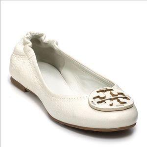 Tory Burch Shoes Caroline Ballet Flats Nude Poshmark